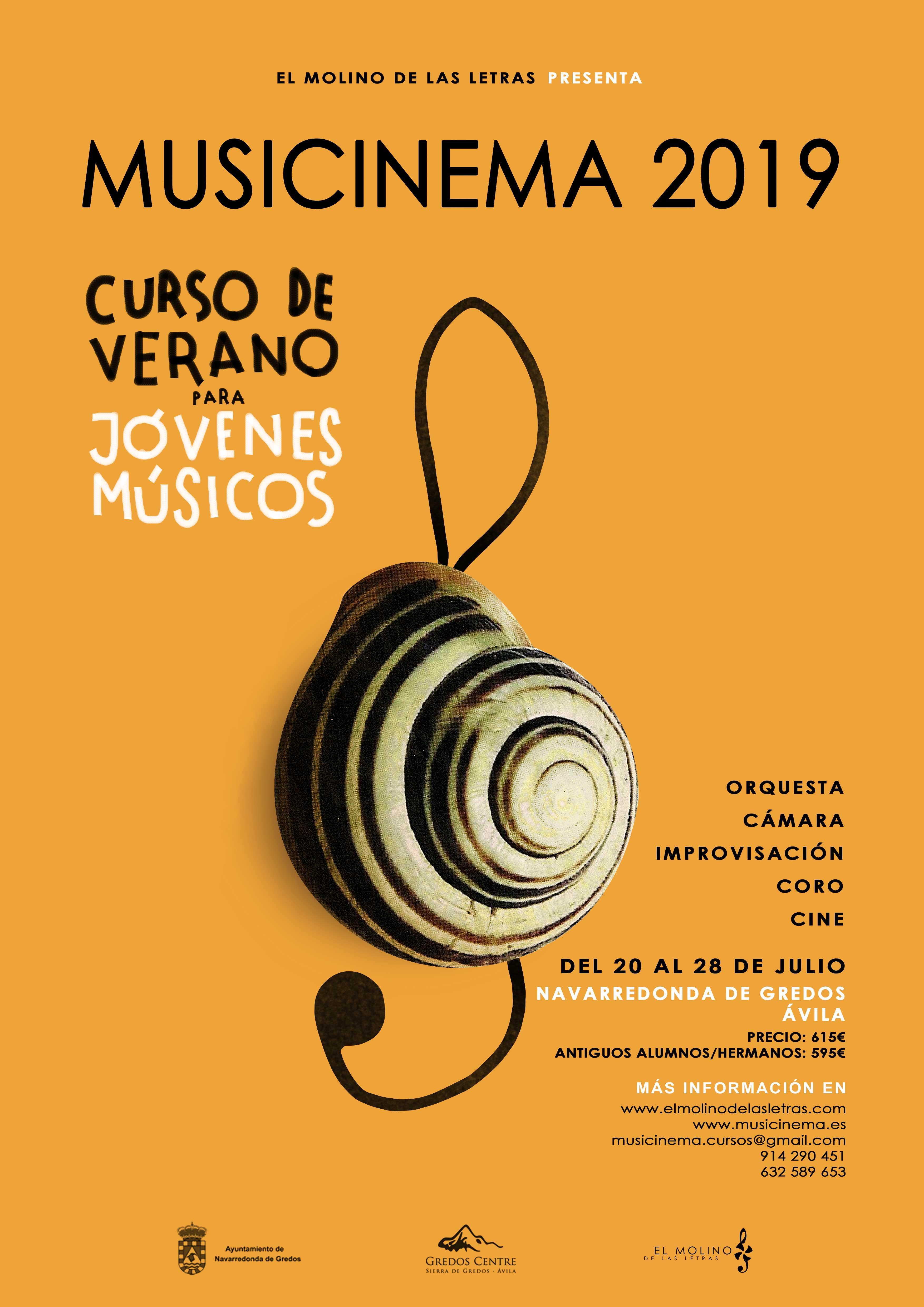 MUSICinema - El Curso: